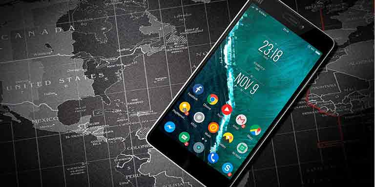 Wi-Fi(ワイファイ)の繋げ方・接続設定(Android編)